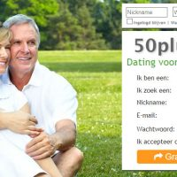 Datingsite 50plusmatch