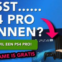 Playstation winnen?
